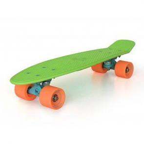 Скейт Baby Miller Ice Lolly lime green (будинок)