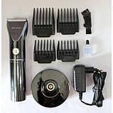 Профессиональная машинка для стрижки Promotec PM 359 керамика, 10 Ватт, фото 2