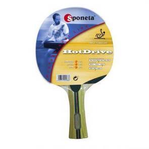 Теннисная ракетка для настольного тенниса Sponeta HotDrive (дом)