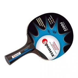 Теннисная ракетка для настольного тенниса Sponeta Force (дом)