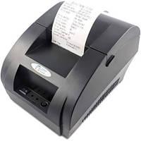 ✅ Принтер для чеков JP-5890k топ продаж usb 1с термопринтер, фото 1