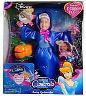 Коллекционная кукла Добрая фея Золушка Дисней Fairy Godmother Cinderella Disney, фото 1