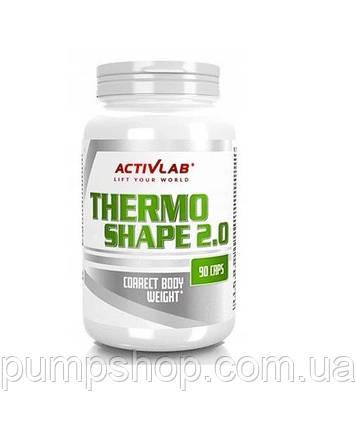 Жиросжигатель Activlab Thermo Shape 2.0 90 капс., фото 2