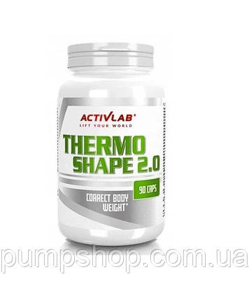 Жіросжігателя Activlab Thermo Shape 2.0 90 капс., фото 2