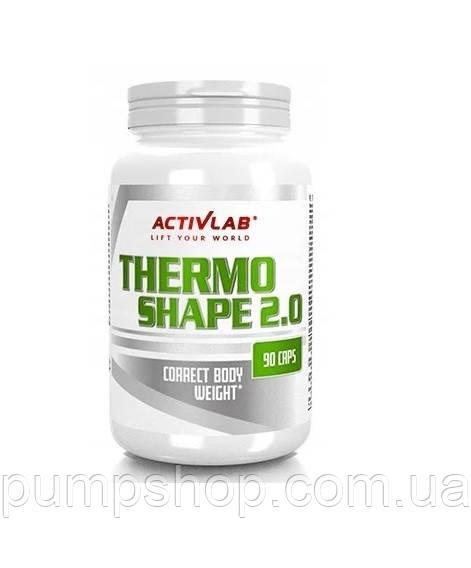 Жиросжигатель Activlab Thermo Shape 2.0 90 капс.