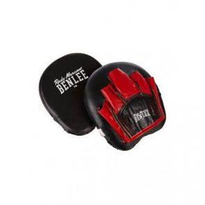 Лапа боксерская BENLEE Boon Pad  Черный/Красный  (ФИТНЕС)