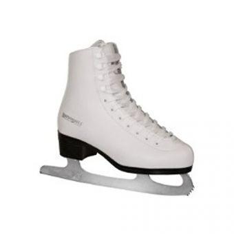 Коньки фигурные Winnwell Figure Skate Youth р.26 Белый  (ФИТНЕС)