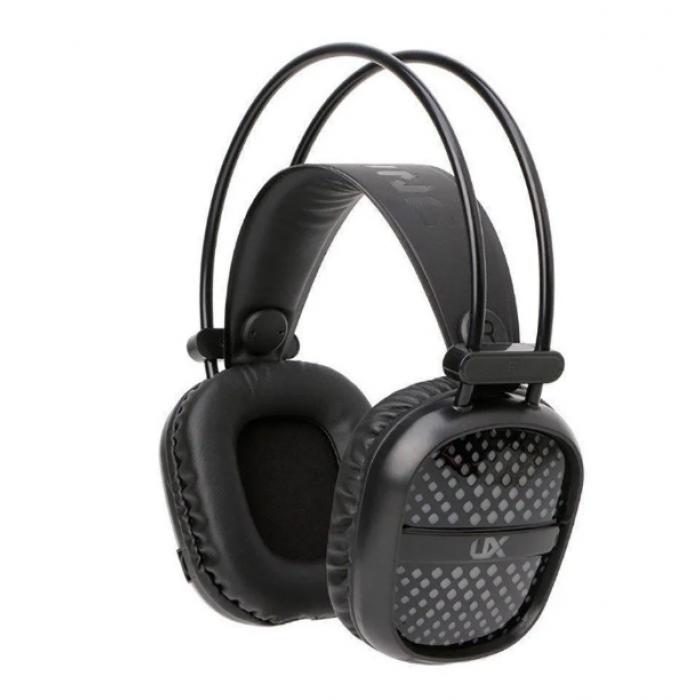 Наушники проводные A2 игровые с микрофоном Чёрные