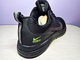 Мужские кроссовки в стиле найк Pegasus 31 Black, фото 9