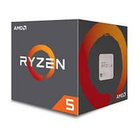 Процессор AMD Ryzen 5 1600 (YD1600BBAFBOX) AM4, 6 ядер, 3.4GHz, L2: 3MB, L3: 16MB, 14nm, 65W, Box (W