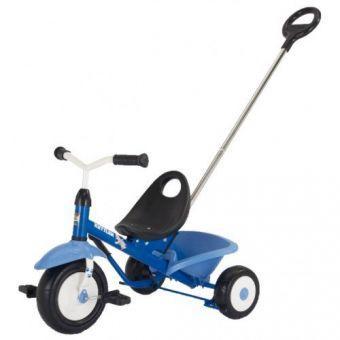 Трехколесный велосипед Kettler Funtrike Waldi синий   (ФИТНЕС)