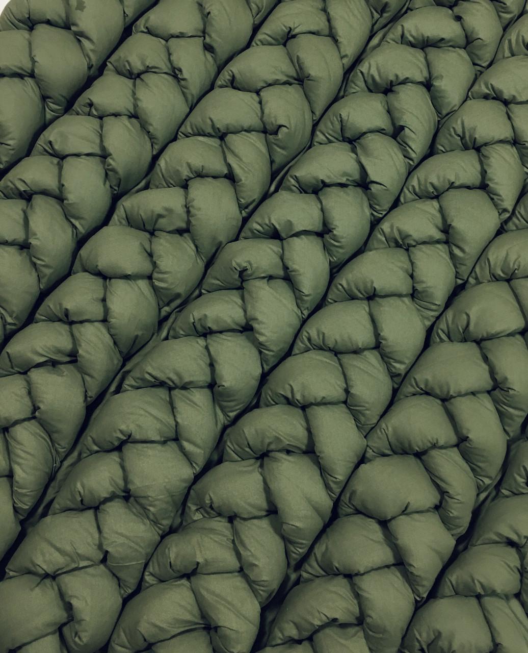 Гамак ohaina ручной работы с мягкими косами цвет хаки