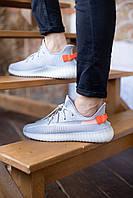 Женские кроссовки Adidas Yeezy Boost 350 V2 \ Адидас Изи Буст 350 Серые  \ Жіночі кросівки Адідас Ізі Буст 350