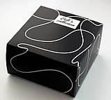 Кожаный мужской ремень автомат в подарочной коробке, фото 4