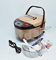 Многофункциональная Мультиварка Rainberg RB-6207,6 литров 12 автоматических программ+книга 50 рецептов