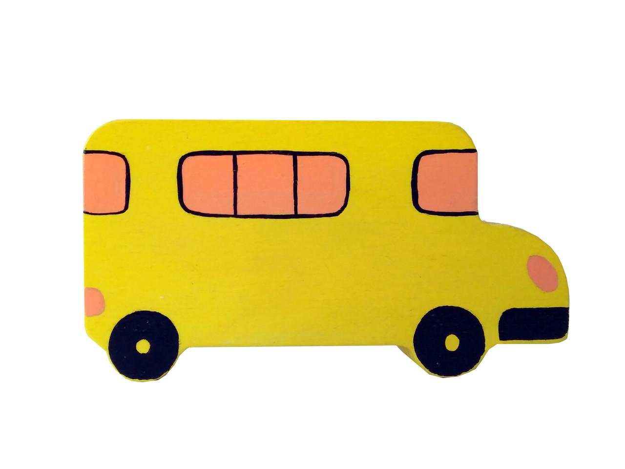 Машинка Hega Шкільний автобус (220)