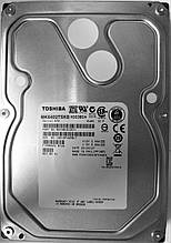 Жесткий диск HDD 640GB 7200rpm 64MB SATA II 3.5 Toshiba MK6402TSKB 12R1KPYAFML7