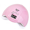 УФ лампа для гель-лака SUN Five LED UV Lamp 48 W для полимеризации, наращивания ногтей USB Розовая, фото 2