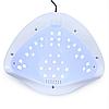 УФ лампа для гель-лака SUN Five LED UV Lamp 48 W для полимеризации, наращивания ногтей USB Розовая, фото 4