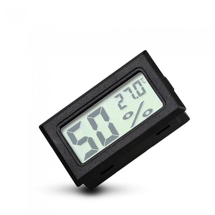 Термометр цифровий HT-2 чорний