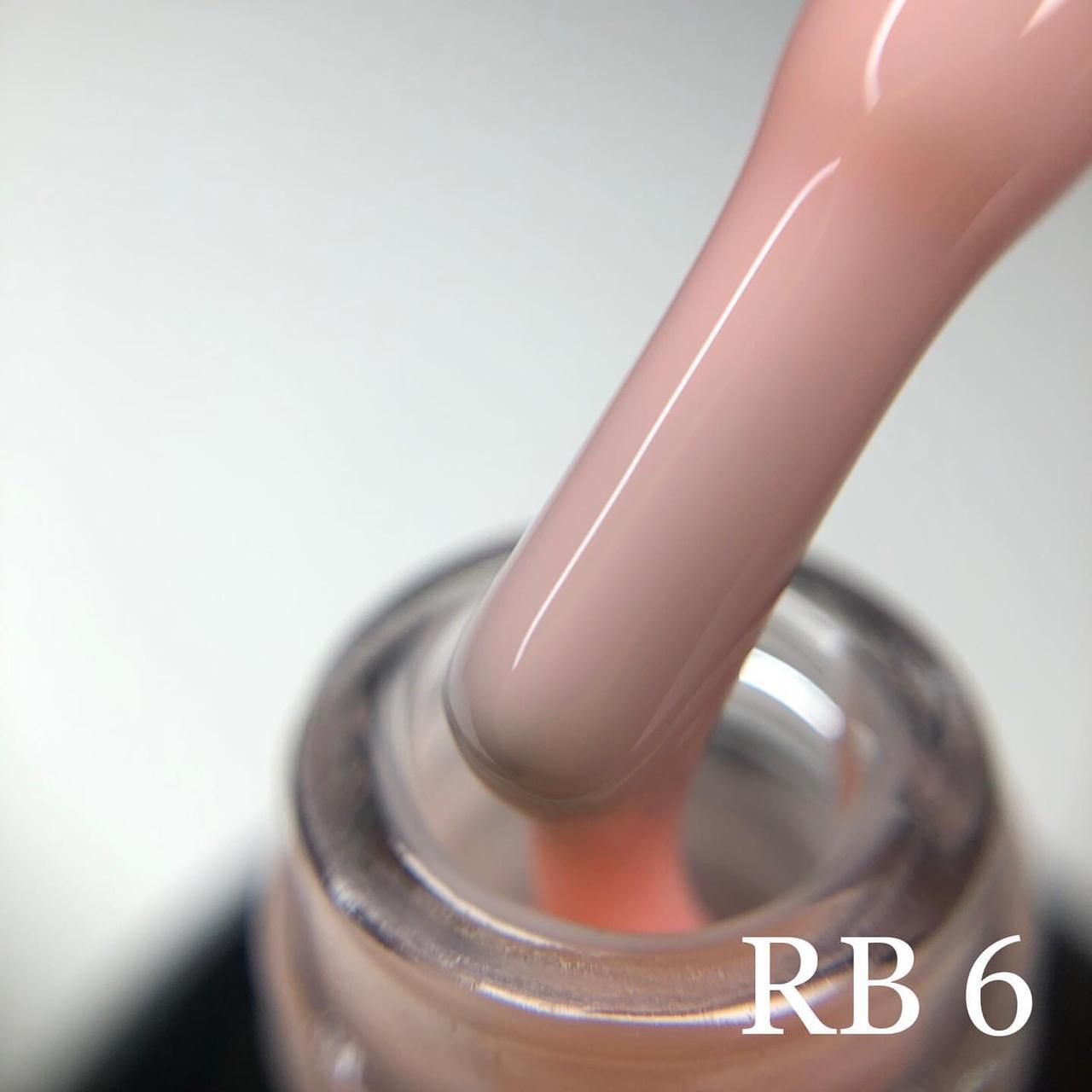Rubber base 15 мл №6