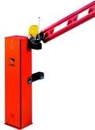 Монтаж стойка, подставка под стрелу, пульты, кнопка, лампа, ф.е., стрела до 6м.
