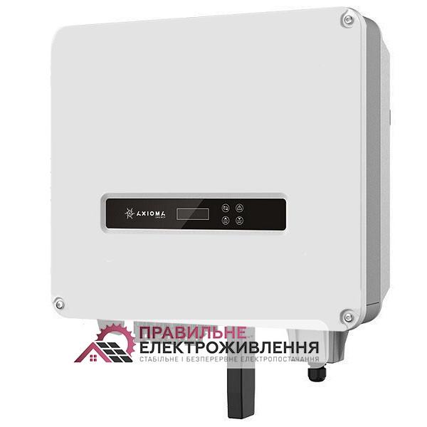 Мережевий інвертор Axioma Energy AXGRID-20/27