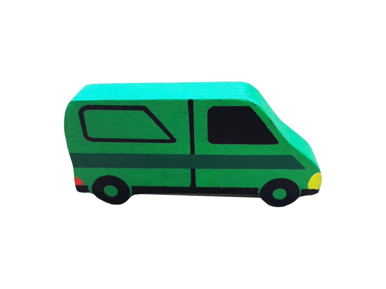 Машинка Hega Інкасаторська (218)