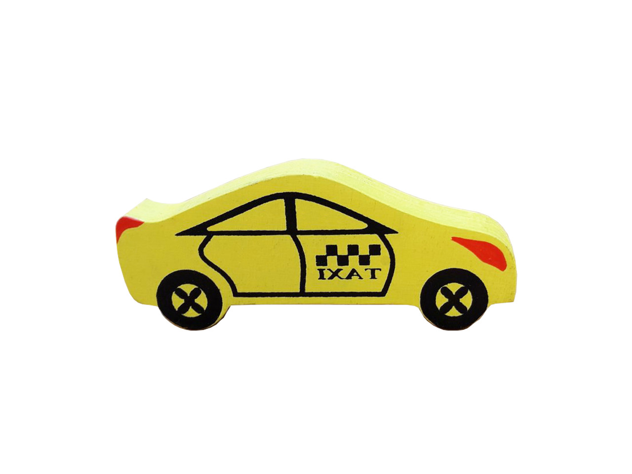 Машинка Hega Таксі (217)