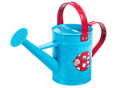 Лейка детская голубая Штокер Kid's Garden (Stocker 4924)