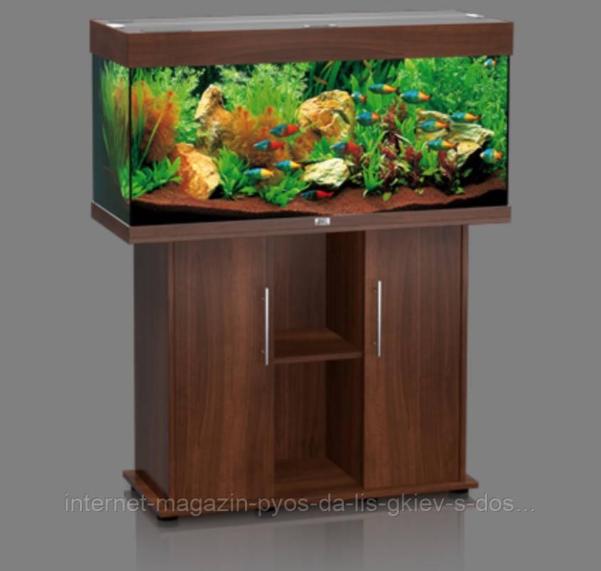 Juwel 100 SB тумба під акваріум Juwel Rio 180 коричнева