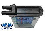 Радиатор отопителя (печки) ВАЗ 2108 2109 21099 2113 2114 2115 алюминиевый АвтоВАЗ, фото 2