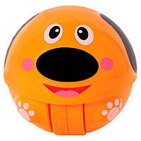 Зверушка-Мячик (оранжевый), BeBeLino