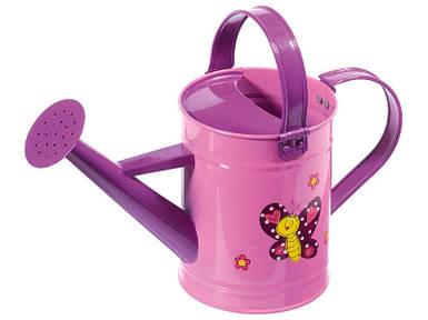 Лейка детская розовая Штокер Kid's Garden (Stocker 4914)
