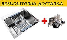 Кухонная мойка (под столешницу) GALATI ARTA U-490