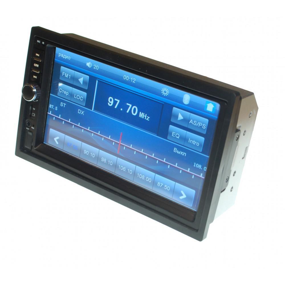 Универсальная 2DIN магнитола Baxster BMS-W201