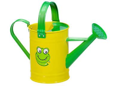 Лейка детская желтая Штокер Kid's Garden (Stocker 4916)