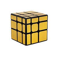 Головоломка Зеркальный куб (золото) MoFangJiaoShi Mirror S MoYu