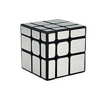 Головоломка Зеркальный куб (серебро) MoFangJiaoShi Mirror S MoYu