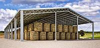 Строительство навесов для хранения сельхозпродукции по Украине. Быстровозводимые ангары и склады за 3 месяца.