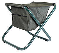 Складной стул-сумка для рыбалки, нагрузка 120 кг, фото 1
