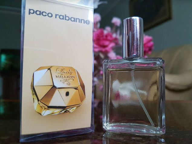 Женский мини парфюм Lady Million Paco Rabanne 30 ml(реплика)