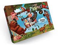 Настольная развлекательная игра Супер Ранчер (русская) G-SR-01-01 Danko Toys