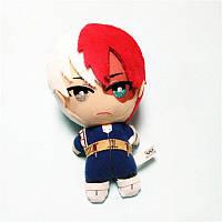 Мягкая игрушка-брелок Шото Тодороки - Моя геройская академия | Todoroki Shоto - Boku no Hero Academia