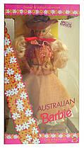 Коллекционная кукла Барби Австралия Куклы Мира Barbie Australian Dolls of the World 1993 Mattel 3626
