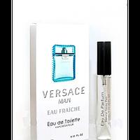 Мужской мини-парфюм с феромонами Versace Man Eau Fraiche 10 мл