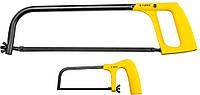 Topex 10A160 Ножовка по металлу: 150 мм, 300 мм.