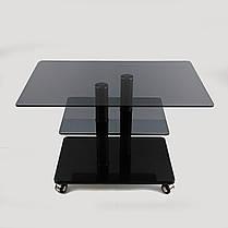Стол журнальный Commus Bravo Max P gg-black-2blm60, фото 3