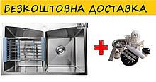Кухонная мойка (под столешницу) GALATI ARTA U-730D