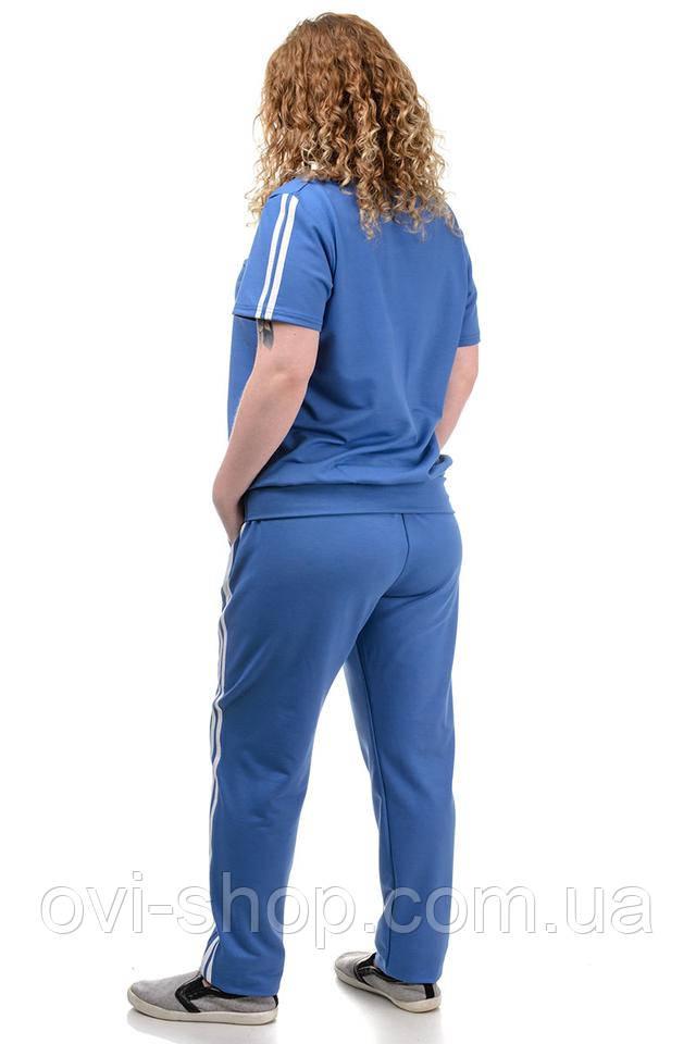 летний спортивный костюм женский